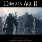 Dragon Age 2 Castle Vision wallpaper (Xbox 360, PS3, PC, Mac)