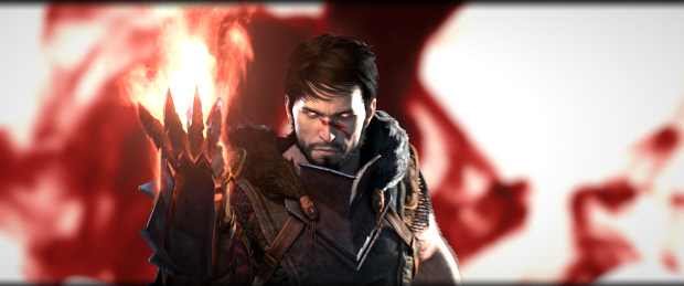 Dragon Age 2 Hawke wallpaper