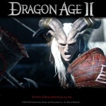 Dragon Age 2 Intimidation wallpaper