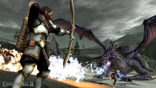 Dragon Age 2 weapons location screenshot