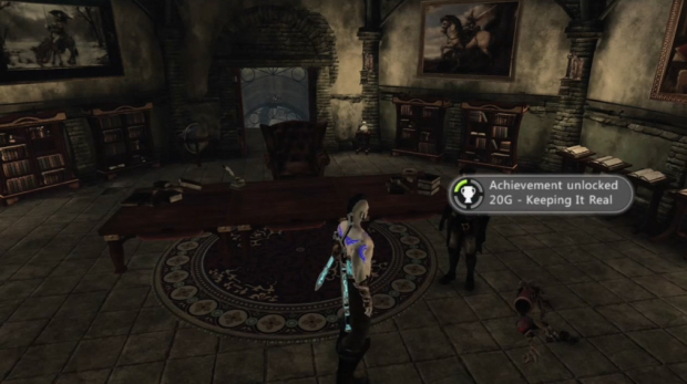 Fable 3 Traitor's Keep Achievements Guide Keeping It Real screenshot