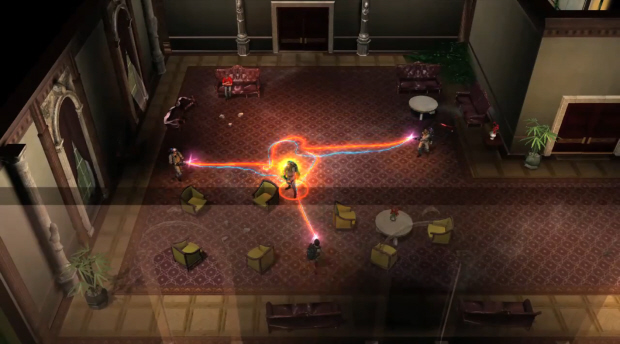 Ghostbusters: Sanctum of Slime multiplayer screenshot team attack!
