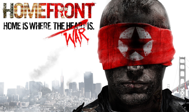 Homefront Home is Where the War Is wallpaper