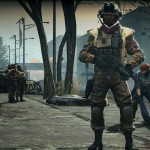 Homefront Soldiers Stand Guard wallpaper