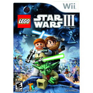 Buy Lego Star Wars 3 for Wii