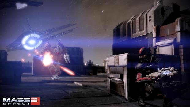 Mass Effect 2 Arrival screenshot