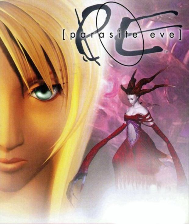 Parasite Eve 1 walkthrough box artwork (PS1, PSN, PS3)