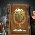 Sims Medieval wallpaper - Whole New Story