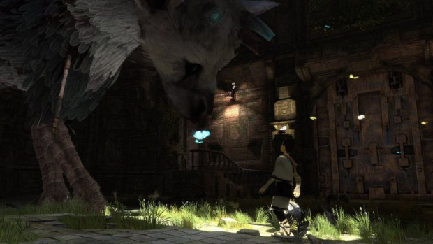 The Last Guardian Trico screenshot (PS3)