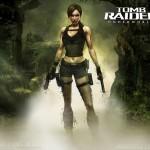 Tomb Raider Underworld wallpaper - Ready to Fight