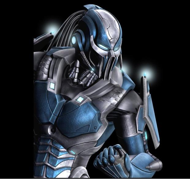 Cyber Sub-Zero character artwork