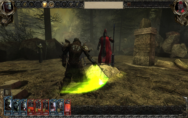 Disciples 3: Resurrection gameplay screenshot (PC)