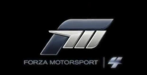 Forza Motorsport 4 logo