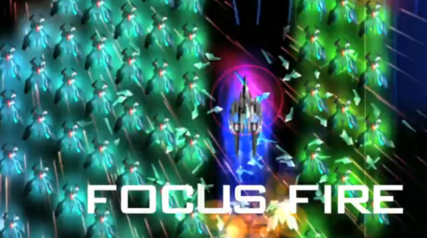 Galaga Legions DX new features include Focus Fire (XBLA, PSN)