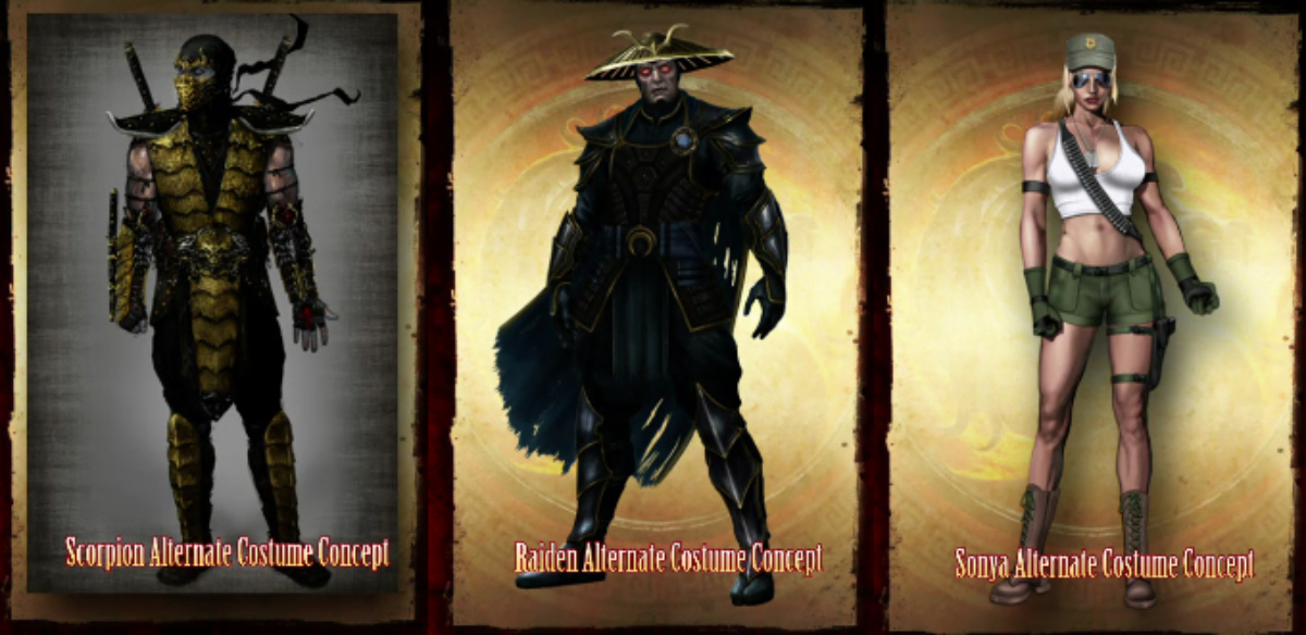 Mortal Kombat 2011 Alt...