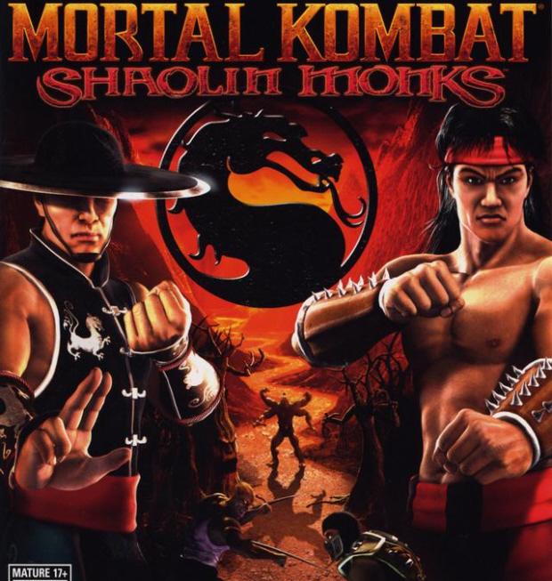 Mortal Kombat: Shaolin Monks walkthrough box artwork