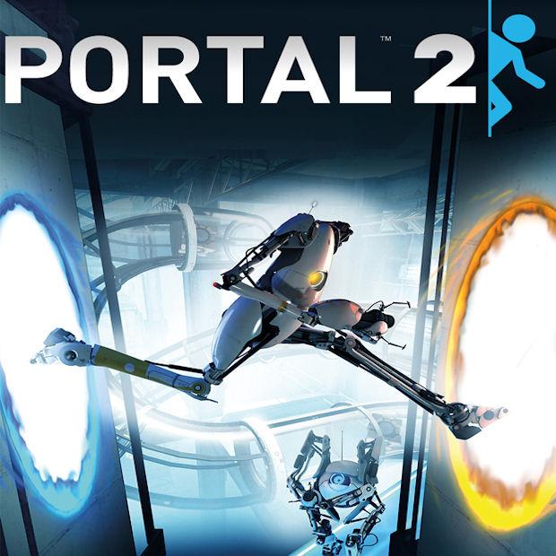 Portal 2 walkthrough artwork