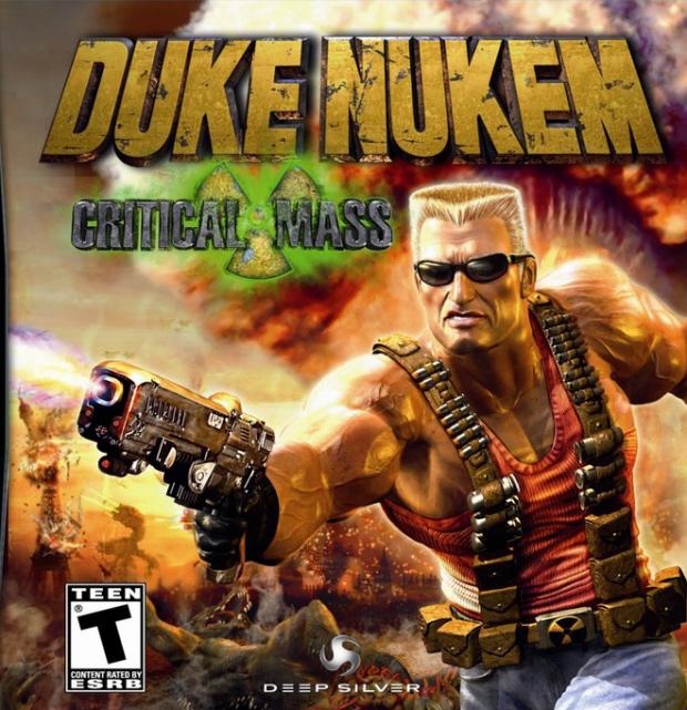 Duke Nukem: Critical Mass artwork