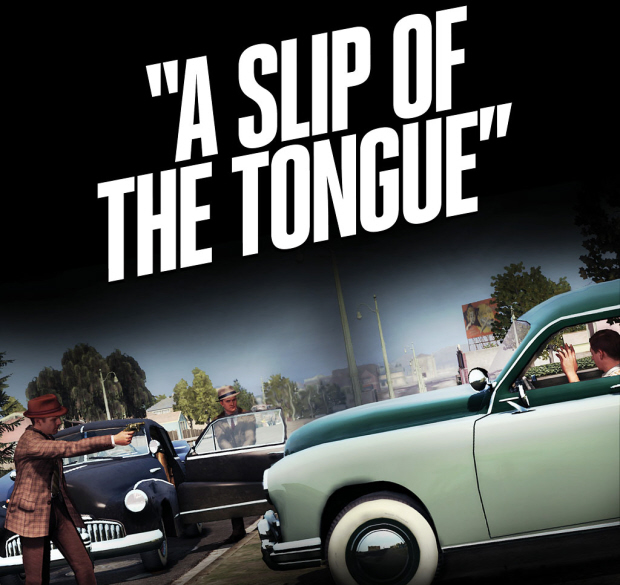 A Slip of the Tongue is a Wal-Mart-exclusive DLC Case