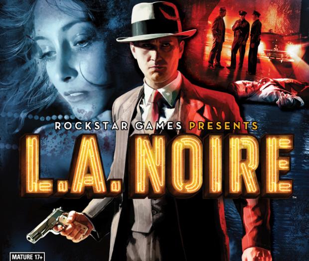 L.A. Noire walkthrough box art