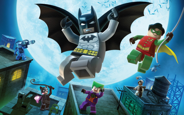 Lego Batman wallpaper