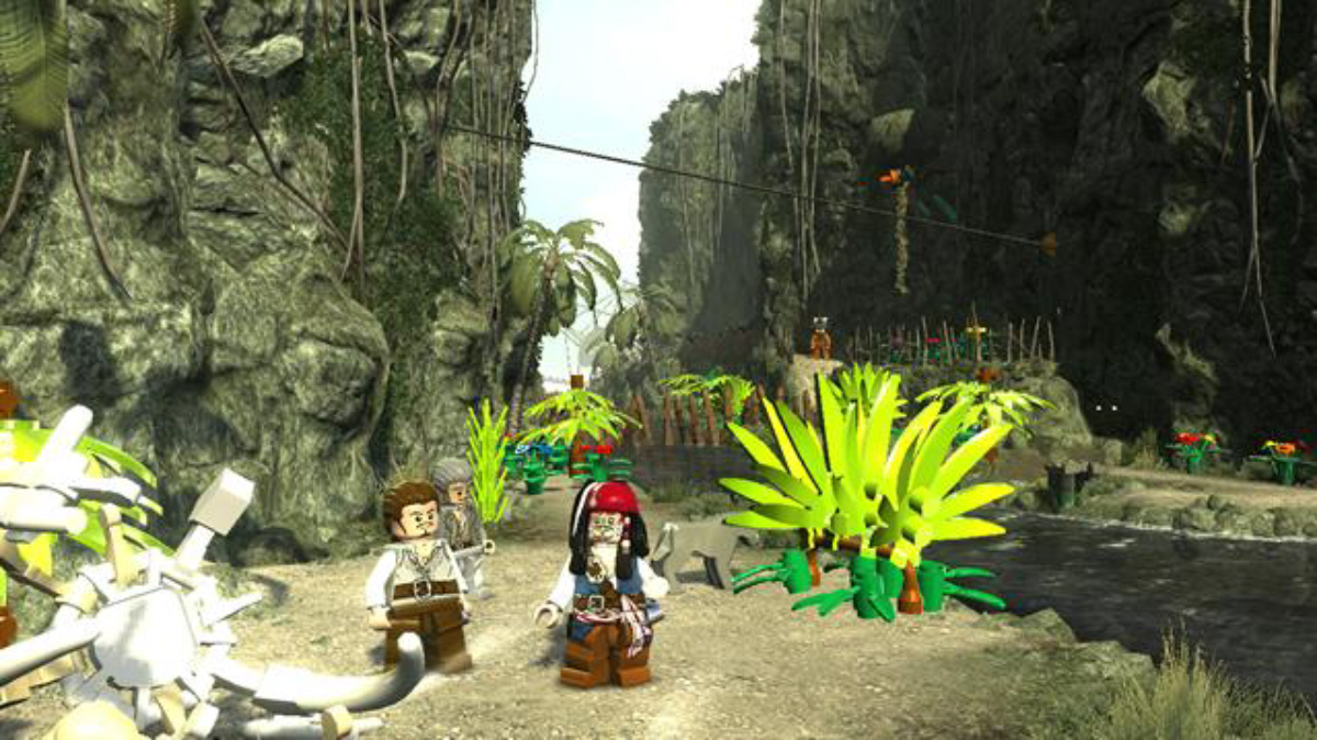 wide varieties offer discounts a few days away Lego Pirates of the Caribbean Red Hats Locations Guide (Wii ...
