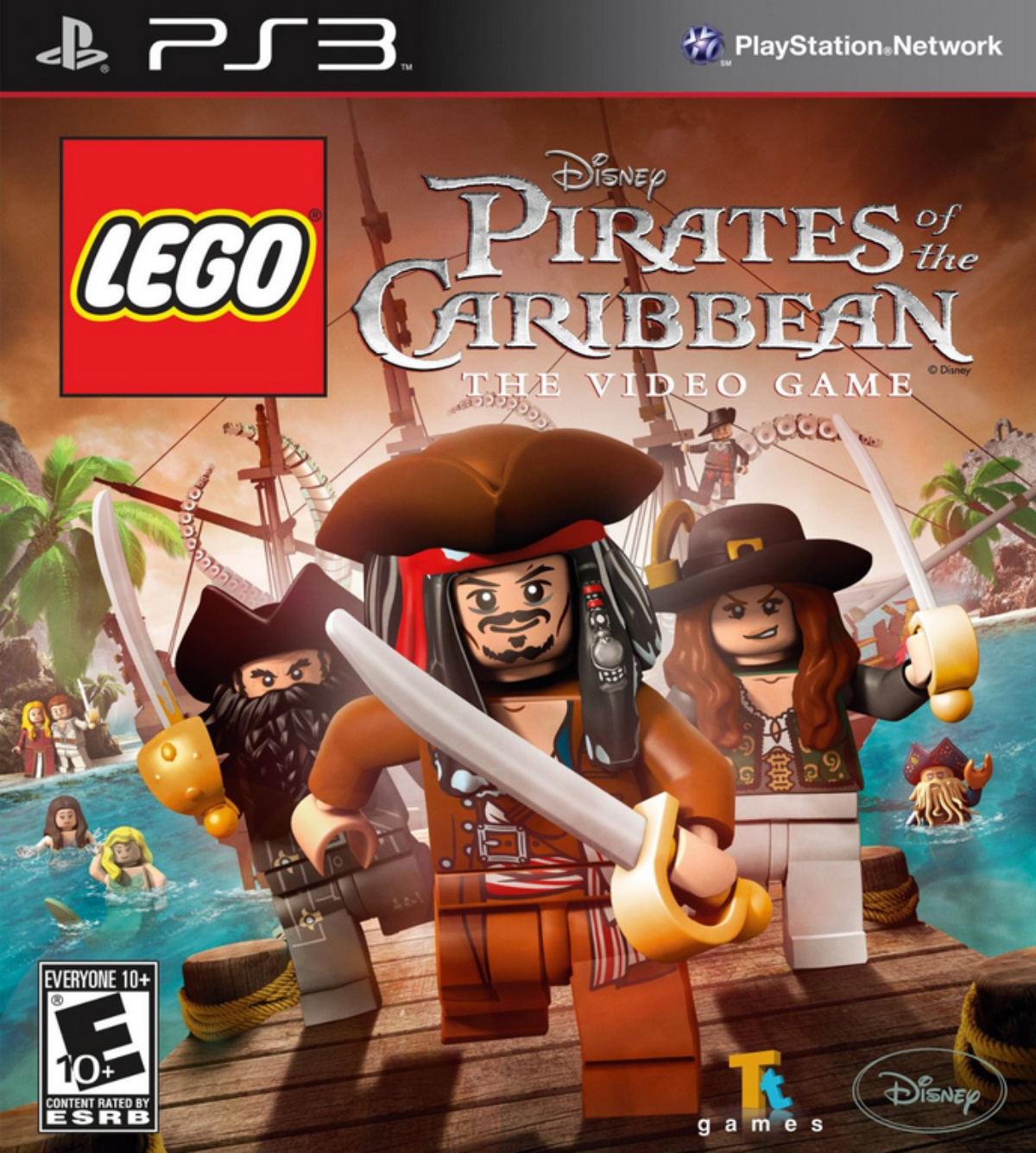 lego pirates of the caribbean the video game walkthrough tortuga