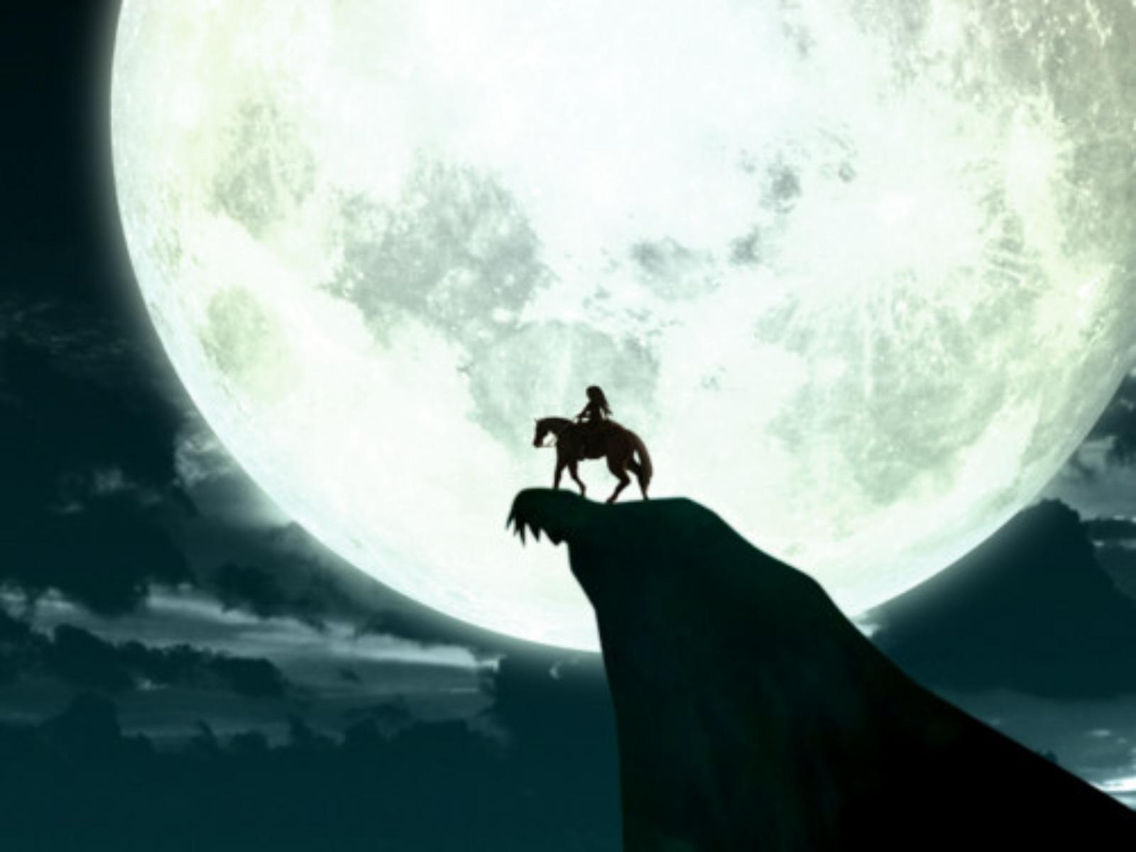 Ocarina Of Time 3d Wallpaper Moon