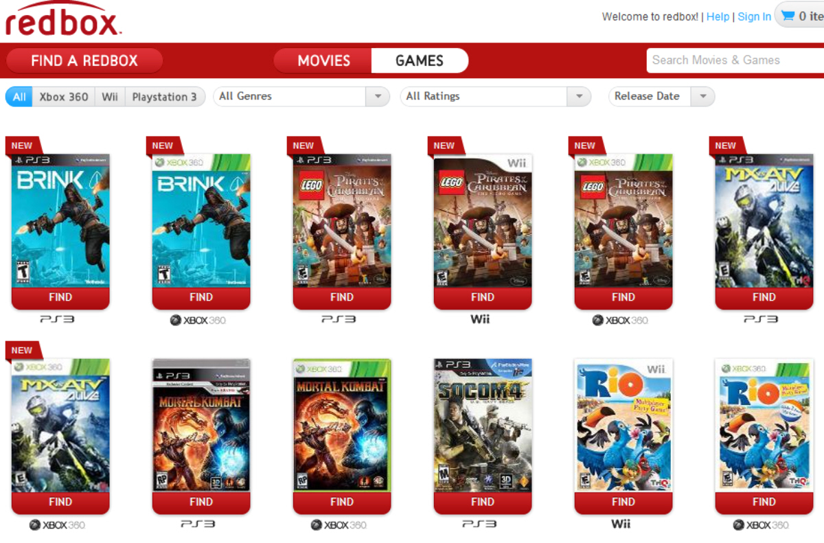 Aug 11,  · How to Rent Movies from Redbox. In this Article: Using a Redbox Machine Using Redbox Online Services Troubleshooting Community Q&A 10 References Originally developed in , Redbox machines have revolutionized the way movies are rented in recent years. Redbox kiosks work basically like vending machines for movies — at a kiosk, you pick the movie you want, check it out, .