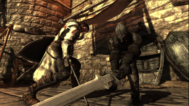 The Cursed Crusade gameplay screenshot for Xbox 360, PS3, PC