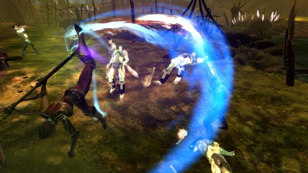 Dungeon Siege 3 screenshot
