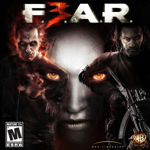 FEAR 3 walkthrough box artwork