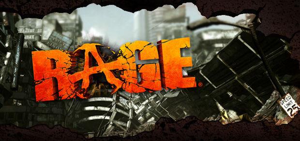 Rage series video game logo