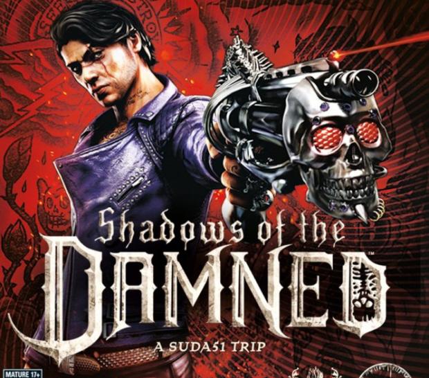 Shadows of the Damned walkthrough box artwork