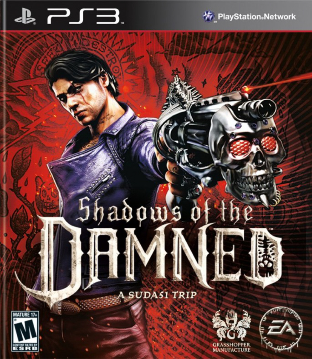 shadows of the damned walkthrough video guide xbox 360 ps3. Black Bedroom Furniture Sets. Home Design Ideas