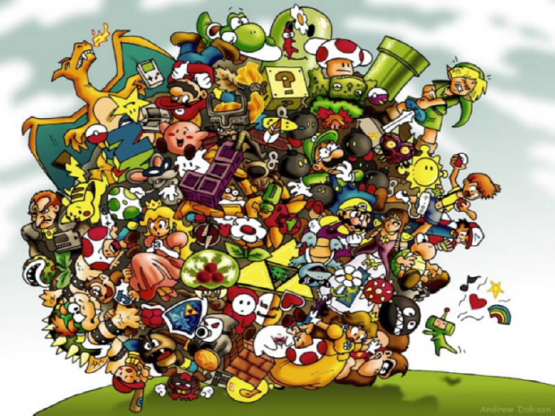Who will be in Super Smash Bros. 4?