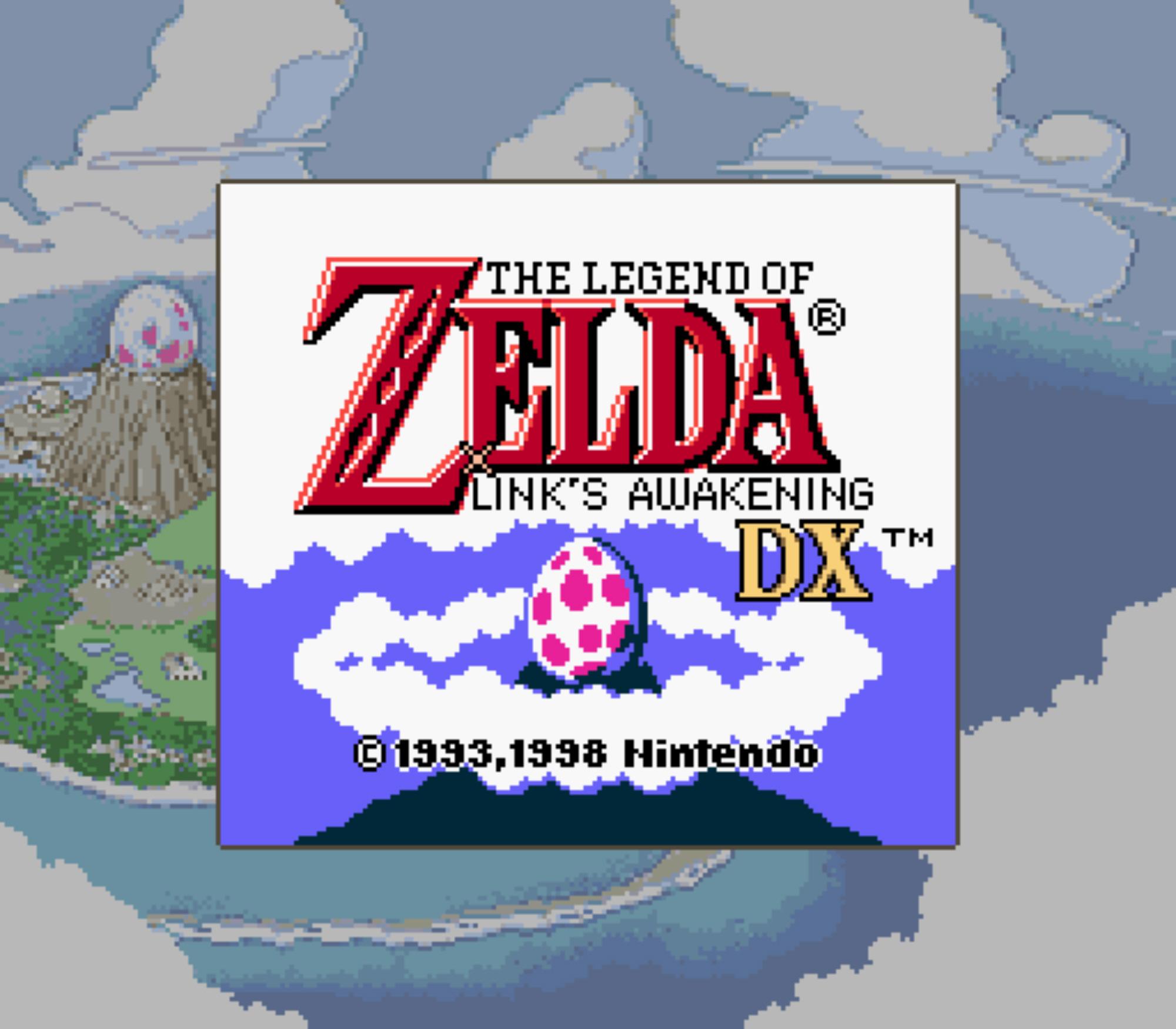 The Legend Of Zelda Link S Awakening Dx Walkthrough Video