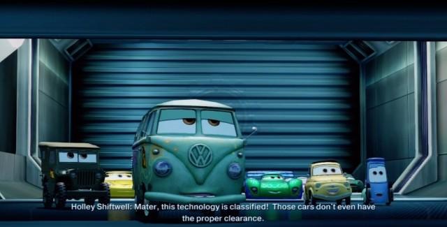 Cars 2 Review Artwork