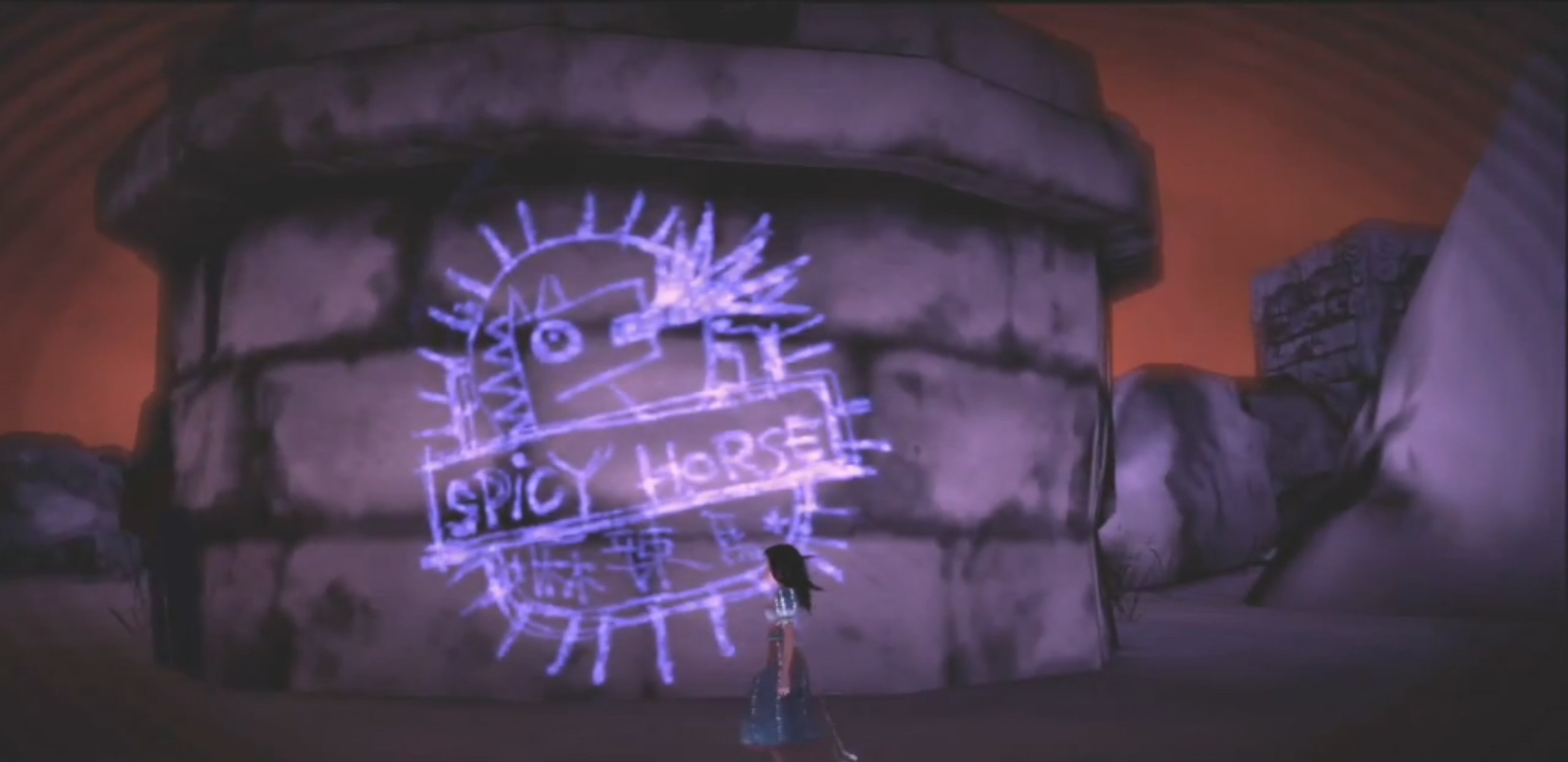 Alice Madness Returns Walkthrough Chapter 2 alice madness returns shrink sense decal location guide (pc