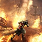 Assassin's Creed: Revelations Wallpaper Burning