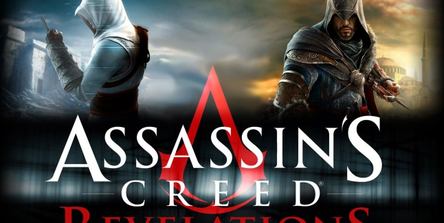 Assassin's Creed: Revelations Wallpaper Duo Logo