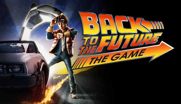 Back to the Future: The Game logo