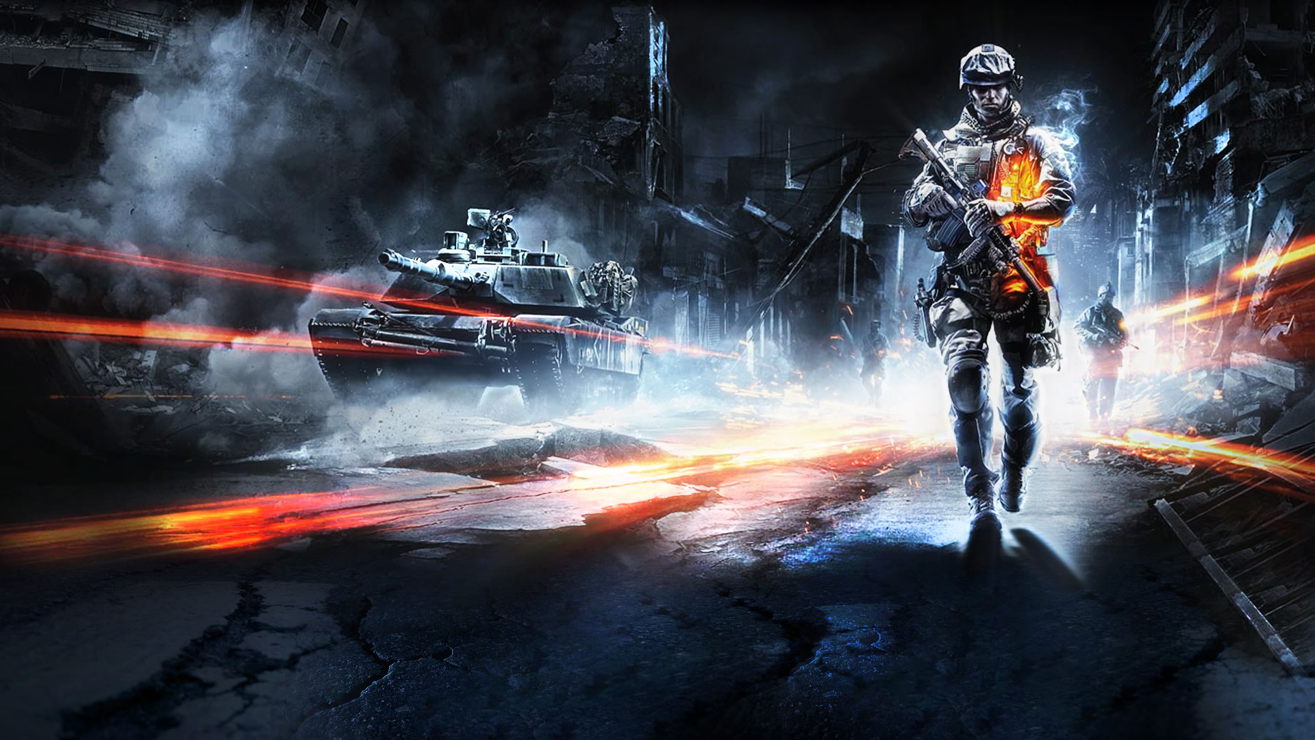 Battlefield 3 Wallpaper Deadly
