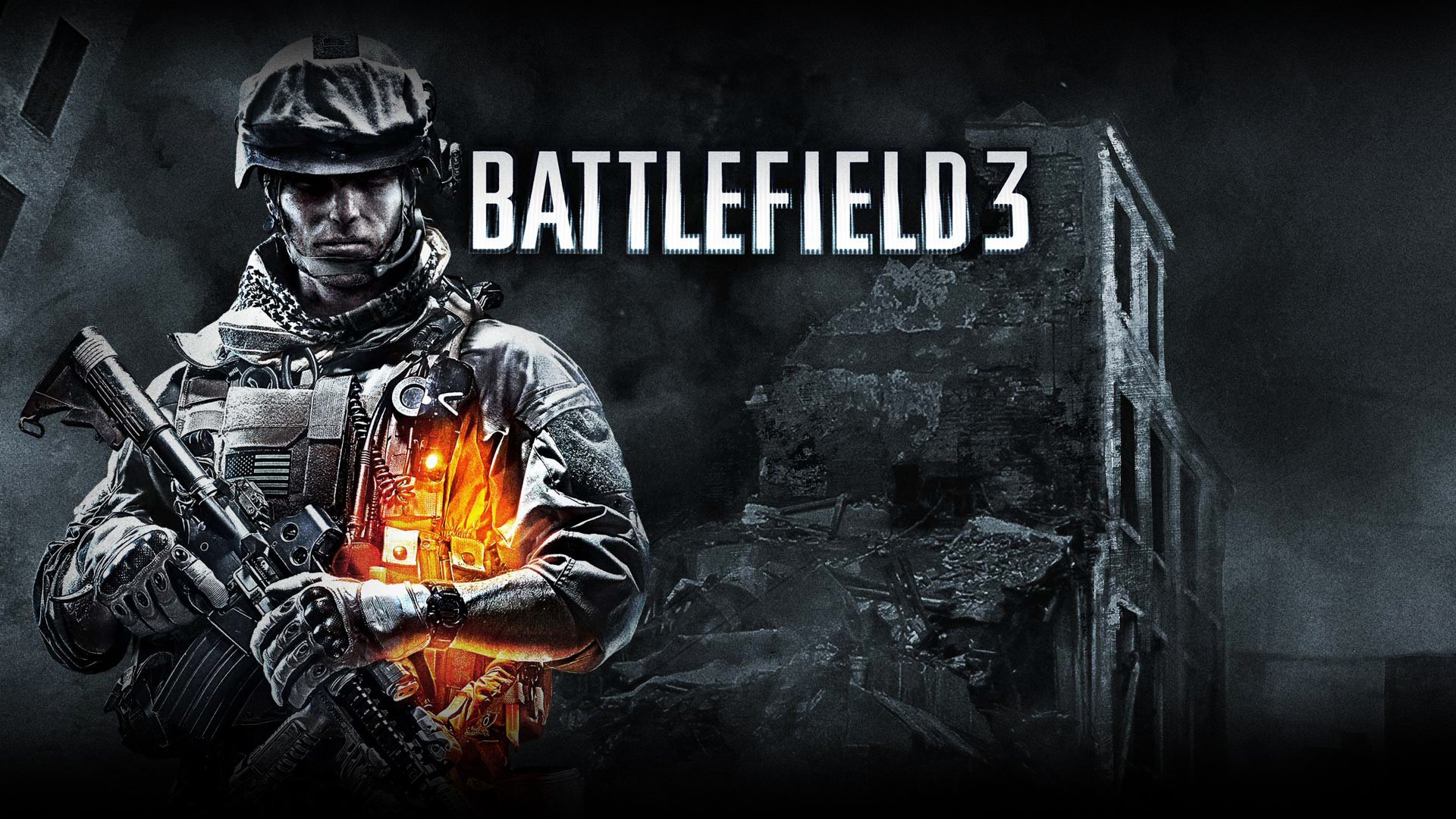 Battlefield 3 Wallpaper Debre By Machinimaother