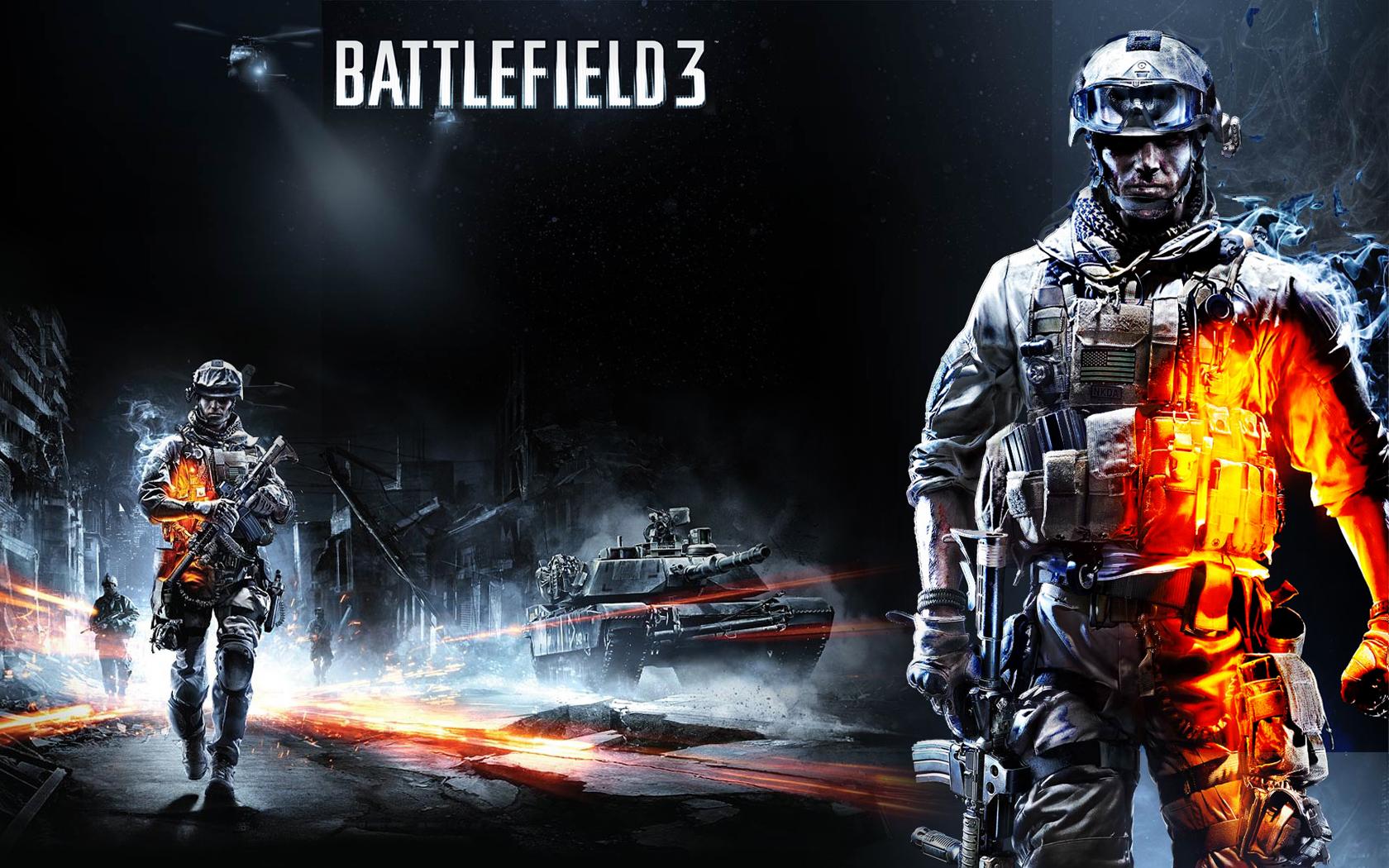 Battlefield 3 Wallpaper Freedom Fighters By Lestat