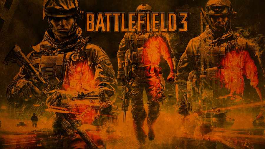 Battlefield 3 Wallpaper Inferno By Mattsimmo