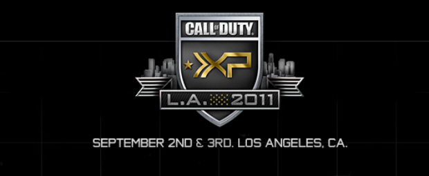 Logo for Call of Duty XP 2011