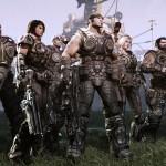 Gears Of War 3 Screenshot Cast