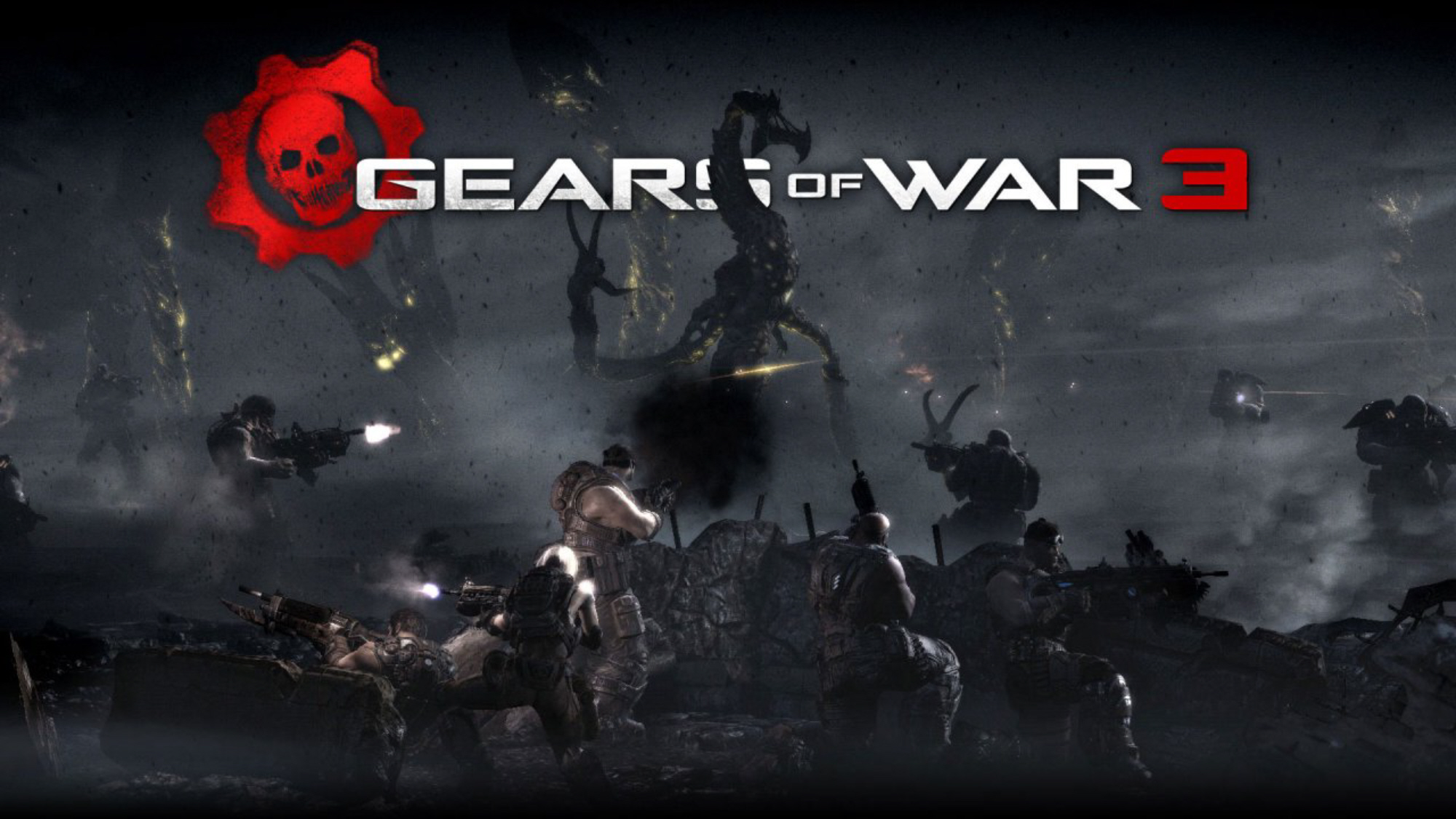 Gears Of War 3 Wallpaper Locusts