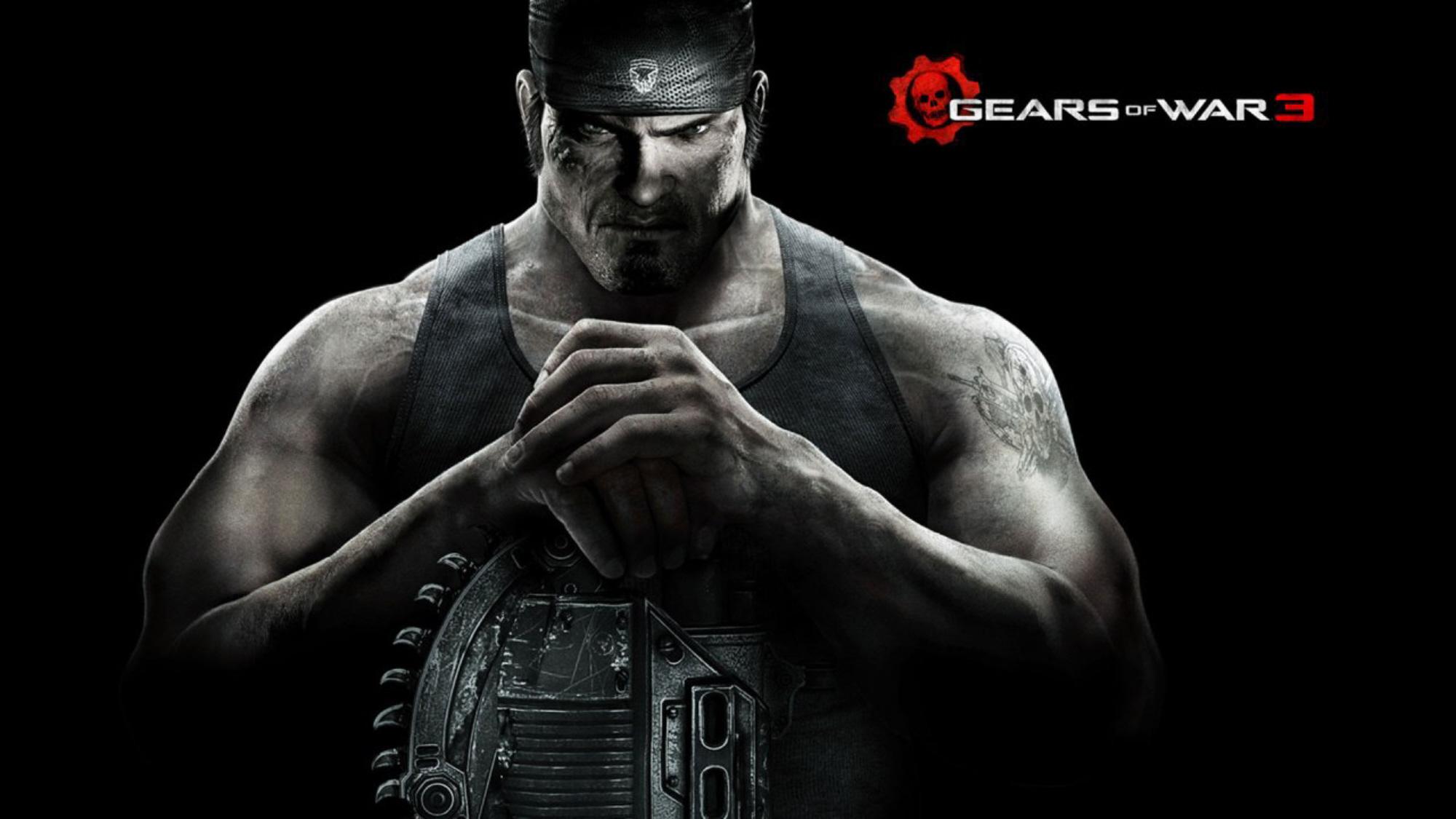 Gears Of War 3 Wallpaper Hd
